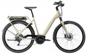 Rower Cannondale Mavaro Active City Champagne 2021