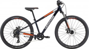 "Rower Cannondale Trail 24"" Boys Midnight 2021"