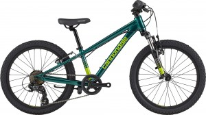 "Rower Cannondale Trail 20"" Boys Emerald 2021"