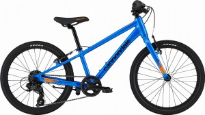 "Rower Cannondale Quick 20"" Boys Electric Blue 2021"