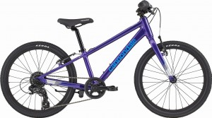 "Rower Cannondale Quick 20"" Girls Ultra Violet 2021"