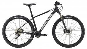 Rower Cannondale Trail 29 3 jet black/whyte 2019