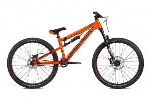 "Rower NS Bikes Soda Slope 26"" Trans Orange 2021"
