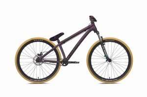 "Rower NS Bikes Zircus 26"" Purple 2021"
