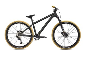 "Rower NS Bikes Clash 26"" Black 2021"