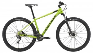 Rower Cannondale Trail 29 7 acid green/jet black 2019