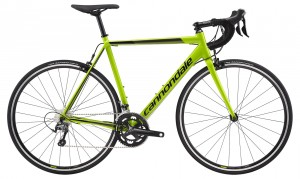 Rower Cannondale CAAD Optimo Tiagra green/jet black 2019