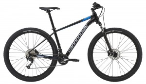 Rower Cannondale Trail 29 7 black pearl/electric blue 2019