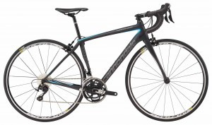 Rower Cannondale Synapse Carbon Women's 105 black/ultra blue 2018