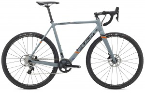 Rower Fuji Altamira CX 1.3 satin cool gray 2018