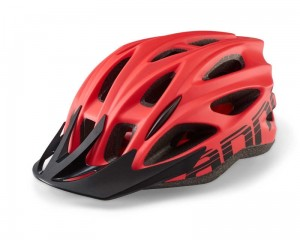 Kask rowerowy Cannondale Quick matt red
