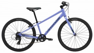Rower Cannondale Quick 24 Girls violet 2018