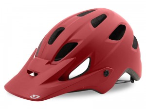 Kask rowerowy Giro Chronicle Mips matte dark red MTB