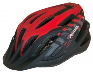 Kask rowerowy Alpina Tour 2.0 black/red r. 58-62