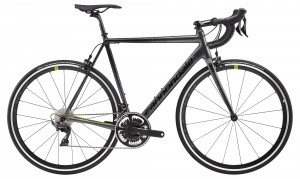 Rower Cannondale CAAD 12 Dura Ace stealth gray 2019
