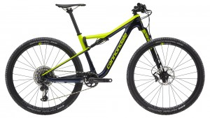 Rower Cannondale Scalpel Si Carbon 2 midnight/volt 2019