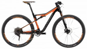 Rower Cannondale Scalpel Si Carbon 2 Eagle black/orange 2018