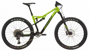 Rower Cannondale Bad Habit Carbon 2 acid green/jet black 2018