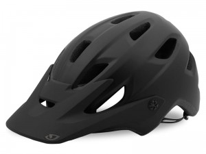 Kask rowerowy Giro Chronicle Mips matte blk gloss blk