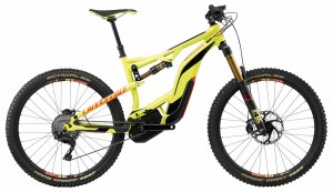Rower Cannondale Moterra LT 1 neon spring 2018