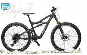 Rower Ibis Mojo 3 X01 Eagle the new black 2017