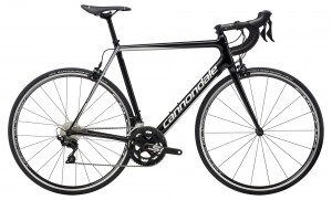 Rower Cannondale Super Six EVO 105 black pearl/silver 2019