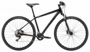 Rower Cannondale Quick CX 1 r. M i L black 2018