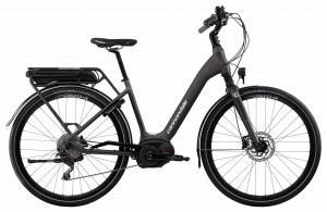 Rower Cannondale Mavaro City Performance 4 anthracite 2018