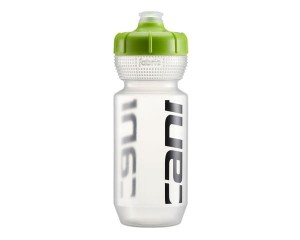 Bidon rowerowy Cannondale Logo 600ml clear/green