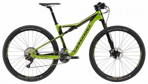 Rower Cannondale Scalpel Si Carbon 4 acid green/jet black 2018