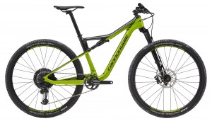 Rower Cannondale Scalpel Si Carbon 4 acid green 2019