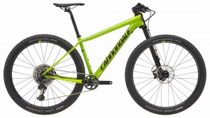 Rower Cannondale F-Si Carbon 2 acid green/volt 2018