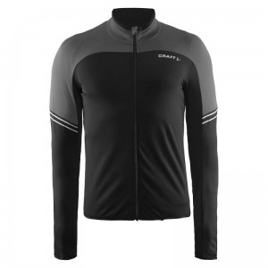 Bluza Craft Velo Thermal Jersey męska czarna