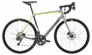 Rower Cannondale Synapse Carbon Disc Ultegra Di2 sage gray/volt 2019