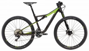 "Rower Cannondale Scalpel Si 27,5"" Carbon Women's 2 anthracite/acid green 2018"