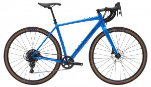 Rower Cannondale Topstone Disc Apex 1 SE electric blue 2019
