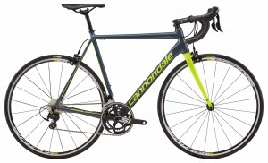 Rower Cannondale CAAD 12 105 slate/volt 2018