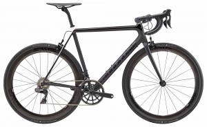 Rower Cannondale SuperSix Evo Black Inc. 2018