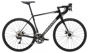 Rower Cannondale Synapse Disc 105 black pearl/fine silver 2019
