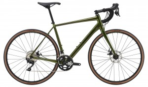 Rower Cannondale Synapse Disc 105 SE vulcan green 2019