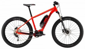 Rower Cannondale Cujo Neo 2 acid red/jet black 2018