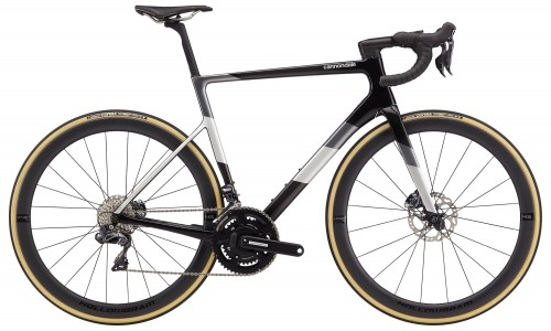 Rower Cannondale Super Six EVO Hi-Mod Disc Ultegra Di2 carbon