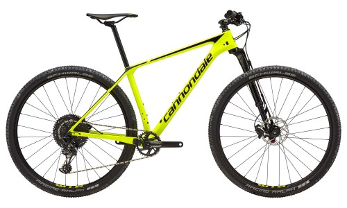 "Rower Cannondale F-Si 29"" Carbon 4 r. M volt/jet black 2019"