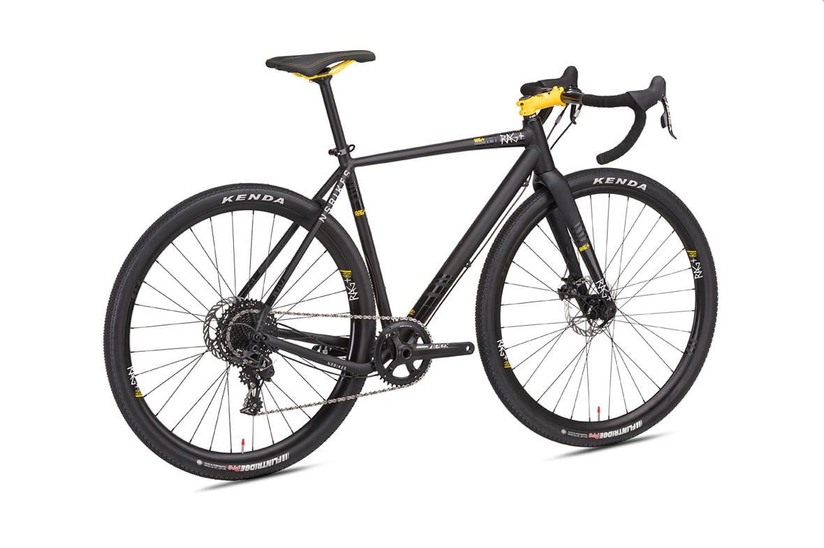Canondale Road MTB E-Bike Gravel Cyclocross Bicycle Bike Saddle White/&Yellow